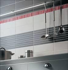 carreaux muraux cuisine étourdissant carrelage mural pour cuisine avec cuisine noir