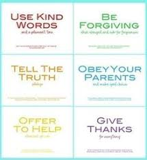 Family House Rules Irocksowhat Family Rules Printable Looks A Lot Like Our