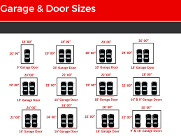 standard garage size what are standard garage doorthsstandardth and excellentths image