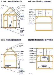 Free Plans For Building A Wood Shed by Shed Plans Blueprints Diagrams And Schematics For Making Wooden