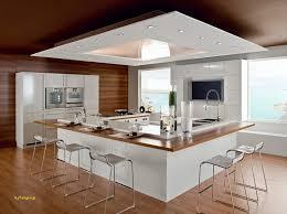 cuisine bois flotté maison en bois en utilisant plafonnier cuisine design luxe bois