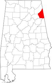 Map Alabama File Map Of Alabama Highlighting Cherokee County Svg Wikimedia