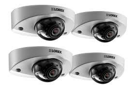 700tvl security camera 4 pack with night vision lorex