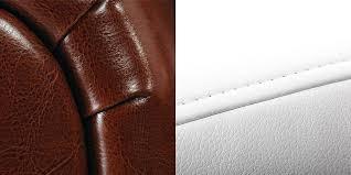 polyuréthane canapé cuir et polyuréthane différences et entretien miliboo