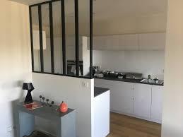 cuisine avec verriere cuisine blanche avec verrière à chambery cuisiniste haut de gamme