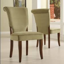 Green Velvet Dining Chairs Velvet Dining Room U0026 Kitchen Chairs Shop The Best Deals For Nov
