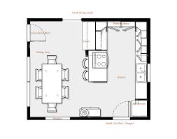 kitchen floor plans with islands fresh kitchen floor plans kitchen island design ideas best gallery