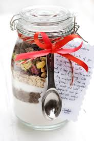 letizia golosa holiday food gifts cookie mix in jar cookies in