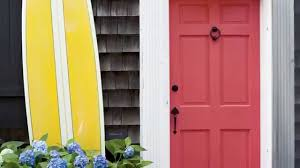paint color ideas for your front door seaside design coastal