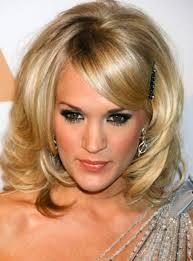 hairstyles for medium length fine hair with bangs medium length hairstyles for older women with fine hair