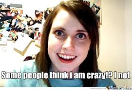 Crazy Lady Meme - crazy lady by pae meme center