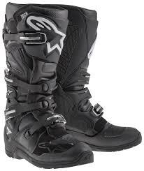 motorcycle racing shoes alpinestars tech 7 enduro boots revzilla