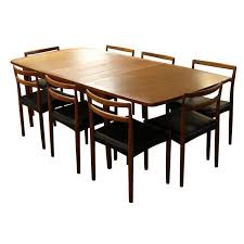 teak dining room furniture fine mid century modern set of 8 teak dining chairs by illums