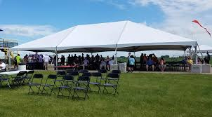 tent for rent 40 x 60 hybrid event tent structure rental iowa il mo wi