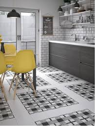 perk up your walls and floors with patterned tiles