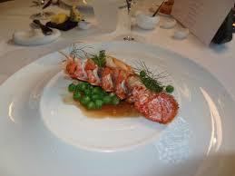 cuisine et d駱endance plat homard 圣马洛le placide的图片 tripadvisor