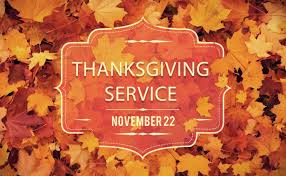special thanksgiving service valley vineyard christian fellowship