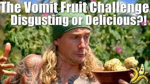 Challenge Vomit The Vomit Fruit Noni Challenge Disgusting Or Delicious The