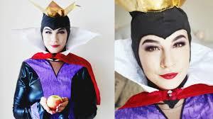 evil queen halloween evil queen makeup halloween tutorial youtube