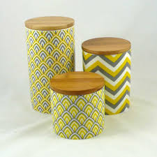 retro kitchen canisters set canisters awesome yellow canister set kitchen canister sets