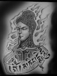 buddha drawings tattoo pictures to pin on pinterest tattooskid