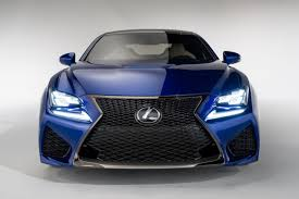 lexus rcf blue 2015 lexus rc f officially unveiled cars co za