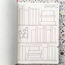 book reading bullet journal extra pages