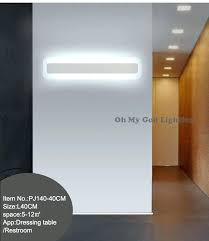 8 Bulb Bathroom Light Fixture 8 Bulb Bathroom Light Fixture Mirror Lights Modern Makeup Dressing