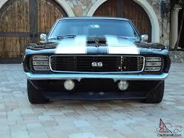 1969 camaro restomod for sale camaro ss rs 427 pro touring resto mod