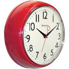 Amazon Mantle Clock Vintage Kitchen Wall Clocks U2013 Philogic Co