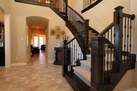 Sanding Banister Wood Stair Spindles U2014 Modern Home Interiors Like Sanding And