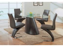 modern dining room set interior design