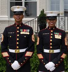 marine corps female dress blue uniform could become same as men u0027s