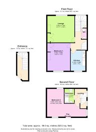 Two Bedroom Flat Floor Plan Two Bedroom Flat To Rent In Kentish Town Nw5 Elderton Co
