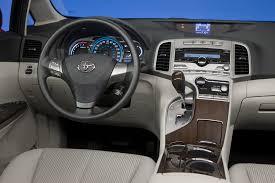2011 toyota venza awd automotive design production