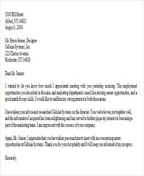 Thank You Letter Sles After 37 thank you letter in word templates free premium templates