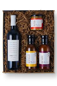 wine bottle gift box grill chill gift box onehope wine