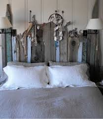 nautical headboards diy driftwood decor ideas and projects driftwood headboard