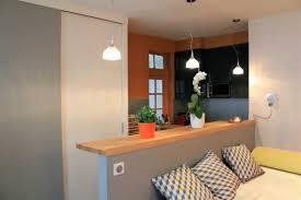 cuisine dans petit espace cuisine equipe studio idees pour amenager une cuisine