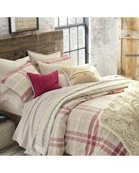 Plaid Bed Set Amazing Deal On Ugg Monterey Plaid Chambray Reversible