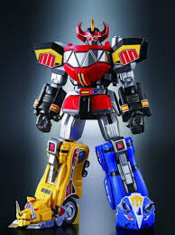 power rangers megaforce megazord cosplay costume version 01
