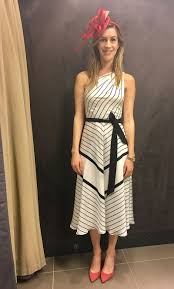 dress pattern john lewis i asked three personal shoppers to pick the perfect wedding guest