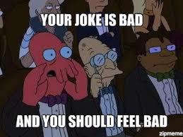 Zoidberg Meme - you should feel bad zoidberg weknowmemes generator