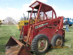 gehl 3000 skid steer loader self propelled farm equipment