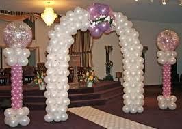 24 best wedding balloon column ideas images on pinterest wedding