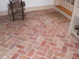 faux brick laminate flooring