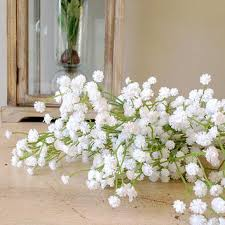 silk baby s breath best babies breath bouquets products on wanelo