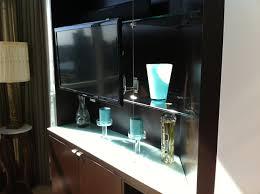glass bar shelves home decor loversiq