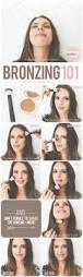 25 best bronzer tutorial ideas on pinterest face contouring