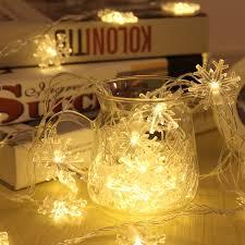 Snowflake Lights Outdoor Aliexpress Com Buy 2 Colors Acrylic Snowflake Led Light